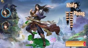 Game mobile Phong Vân H5