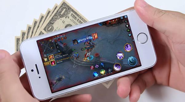 kiếm tiền từ game online