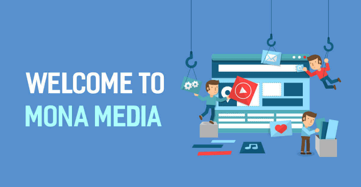 Mona Media - Công ty thiết kế website du lịch