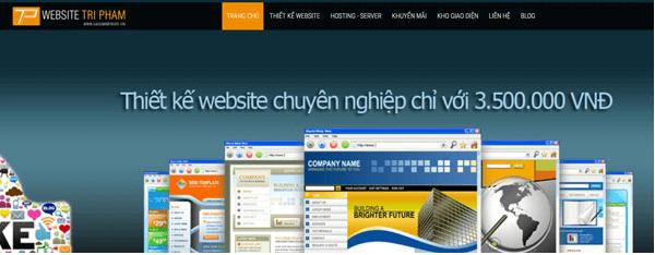 Công ty TNHH Website Trí Phạm