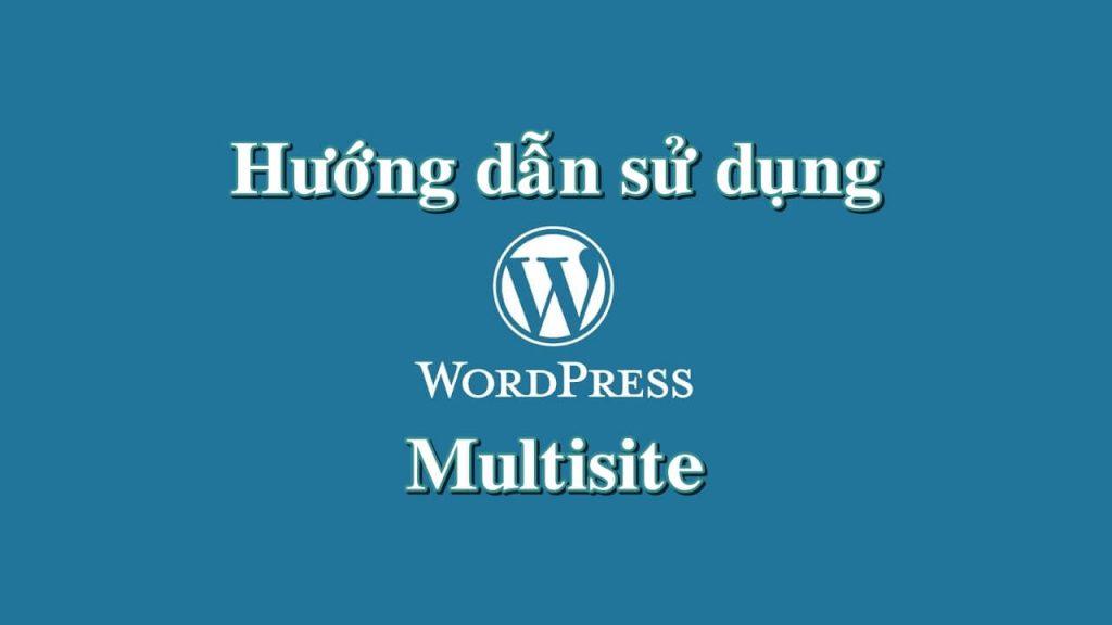 sử dụng wordpress