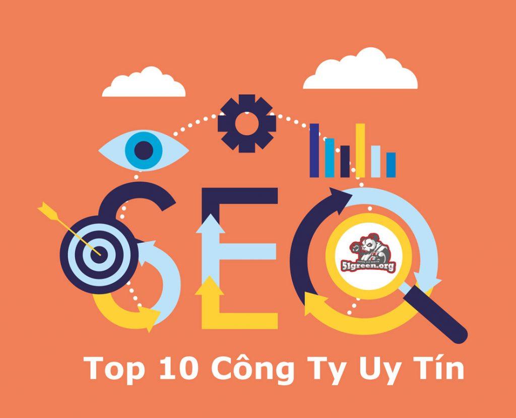 Top 10 công ty SEO