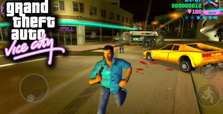 Giới thiệu mã game GTA 5