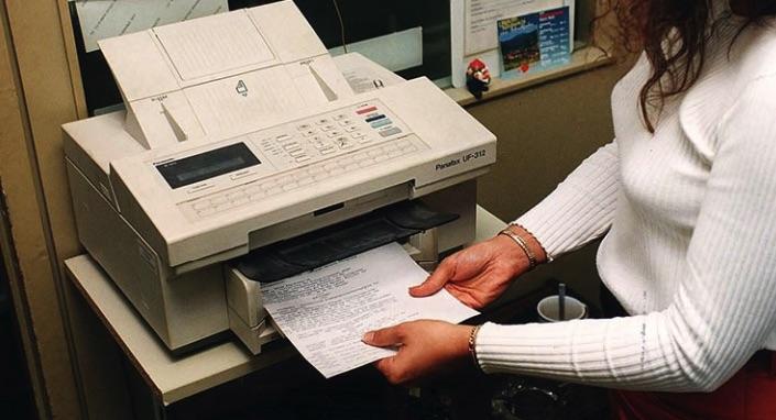 Máy fax hoạt động như thế nào