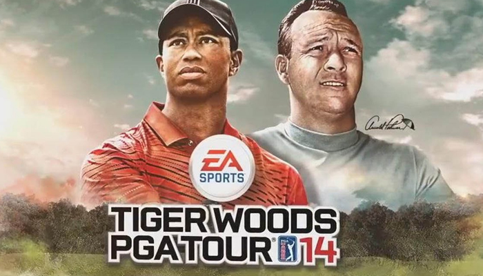Game đánh golf đỉnh nhất hiện nay - Tiger Woods PGA Tour 14