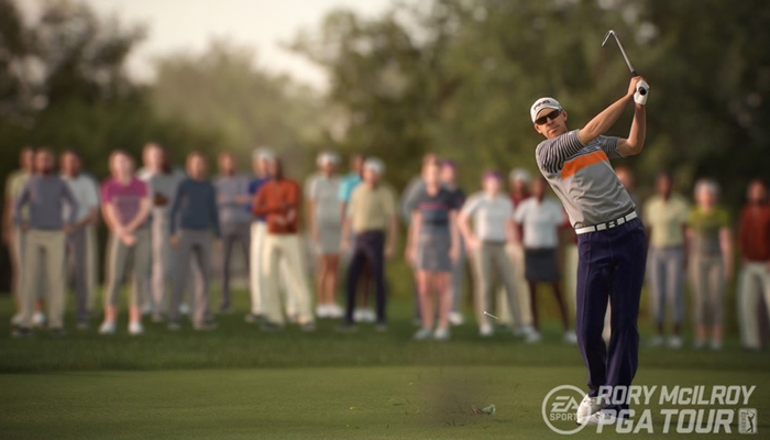 Game đánh golf online - EA Sport PGA Tour
