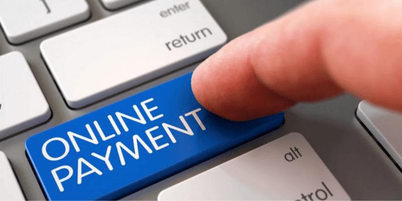 hình thức thanh toán online