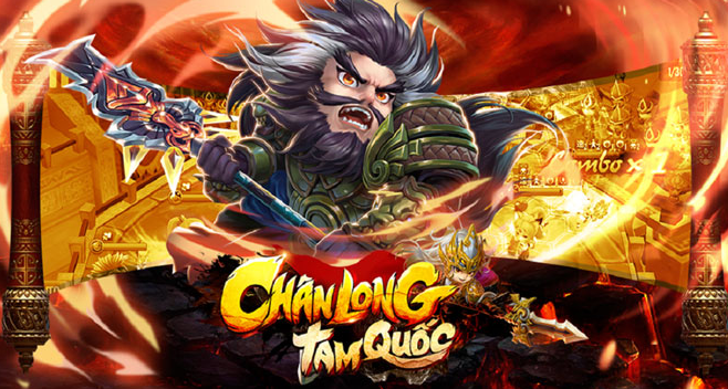 Game mobile Chân Long Tam Quốc